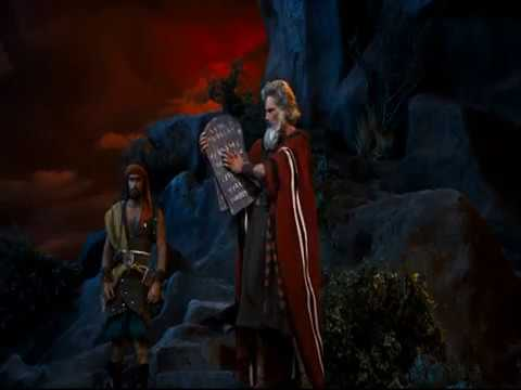 Moses Returns From Mt.Sinai,  Who Is On The LORD'S Side? Let Him Come Unto Me