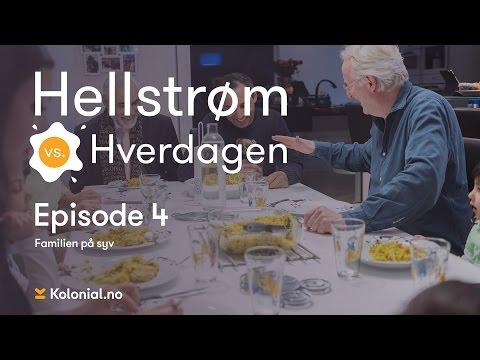 Hellstrøm vs. Hverdagen | Episode 4: Familien på syv | Kolonial.no