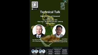 Technical Talk (Current state of the art in remote and unmanned operations)