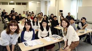 優木まおみさんがヒューマンアカデミー名古屋駅前校で特別イベントを開...