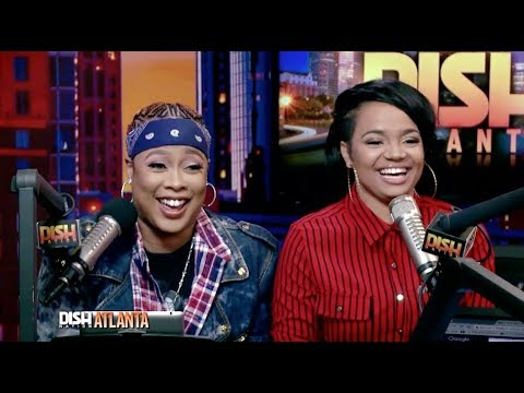 KYLA PRATT & DA BRAT GIVE US THE DEETS ON THEIR UPCOMING 'SET IT OFF' STAGE PLAY