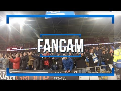 FAN CAM: BOBBY DECORDOVA-REID 2nd GOAL v BOURNEMOUTH
