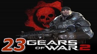 Lets Play Gears Of War 2 Part 23 Ende (German,HD,Xbox360)