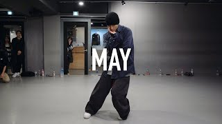 Download lagu Zion.T - May(5월의 밤) / Enoh Choreography