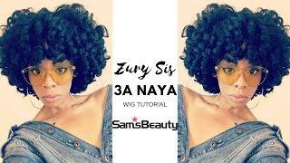 🔥BOMB🔥$30 CURLY WIG!! Zury Sis '3a NAYA' | SAM'S BEAUTY