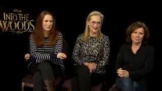 INTO THE WOODS | Talking Sondheim | Official Disney UK
