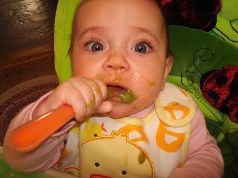 Суп для ребенка в 6 месяцев