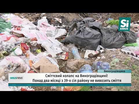 Сміттєвий колапс на Виноградівщині!