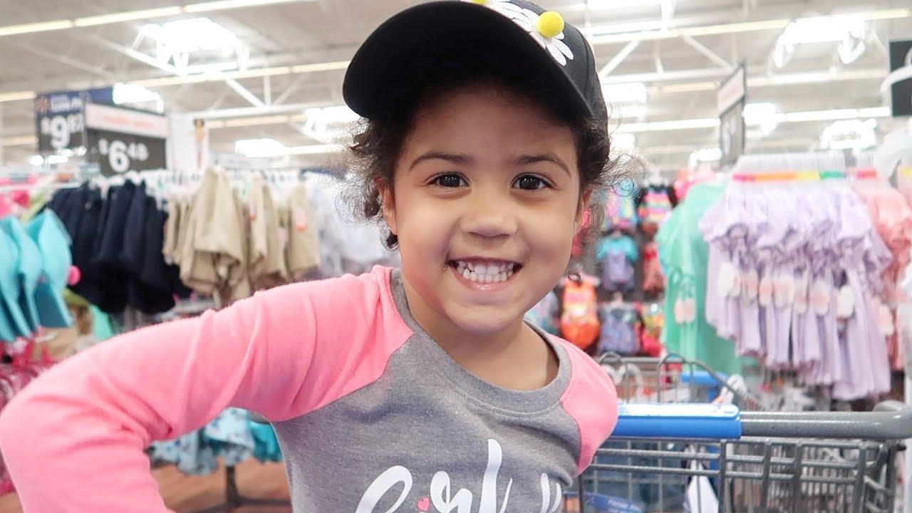 f31e486ba Spring Clothes Shopping at Walmart – Shopping time