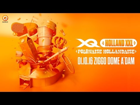 X-Qlusive Holland XXL 2016 | Warm-up Mix
