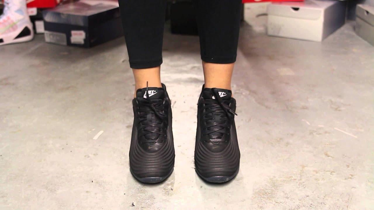 Ladies Nike Lunarwavy Sky Hi QS