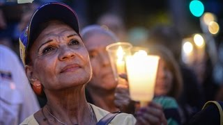 Венесуэла: тысячи свечей против Мадуро (новости)