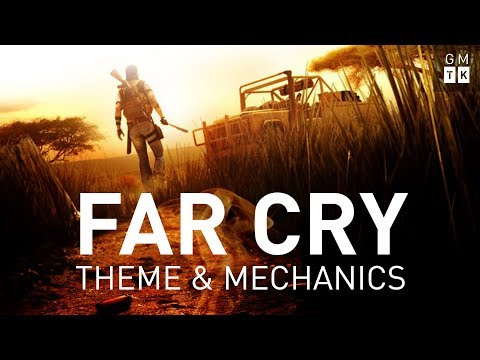 Theme and Mechanics in Far Cry 2 and Far Cry 4 | Game Maker's Toolkit