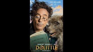 Новинки кино 2020  Удивительное путешествие доктора Дулиттла .  комедия фэнтези семейный
