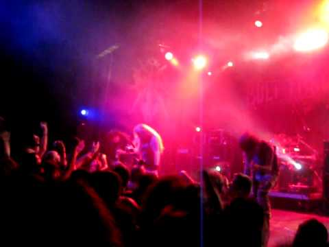 BOLT THROWER - THE IVth CRUSADE - LIVE IN ATHENS GREECE AT GAGARIN 205 club 30.05.2010