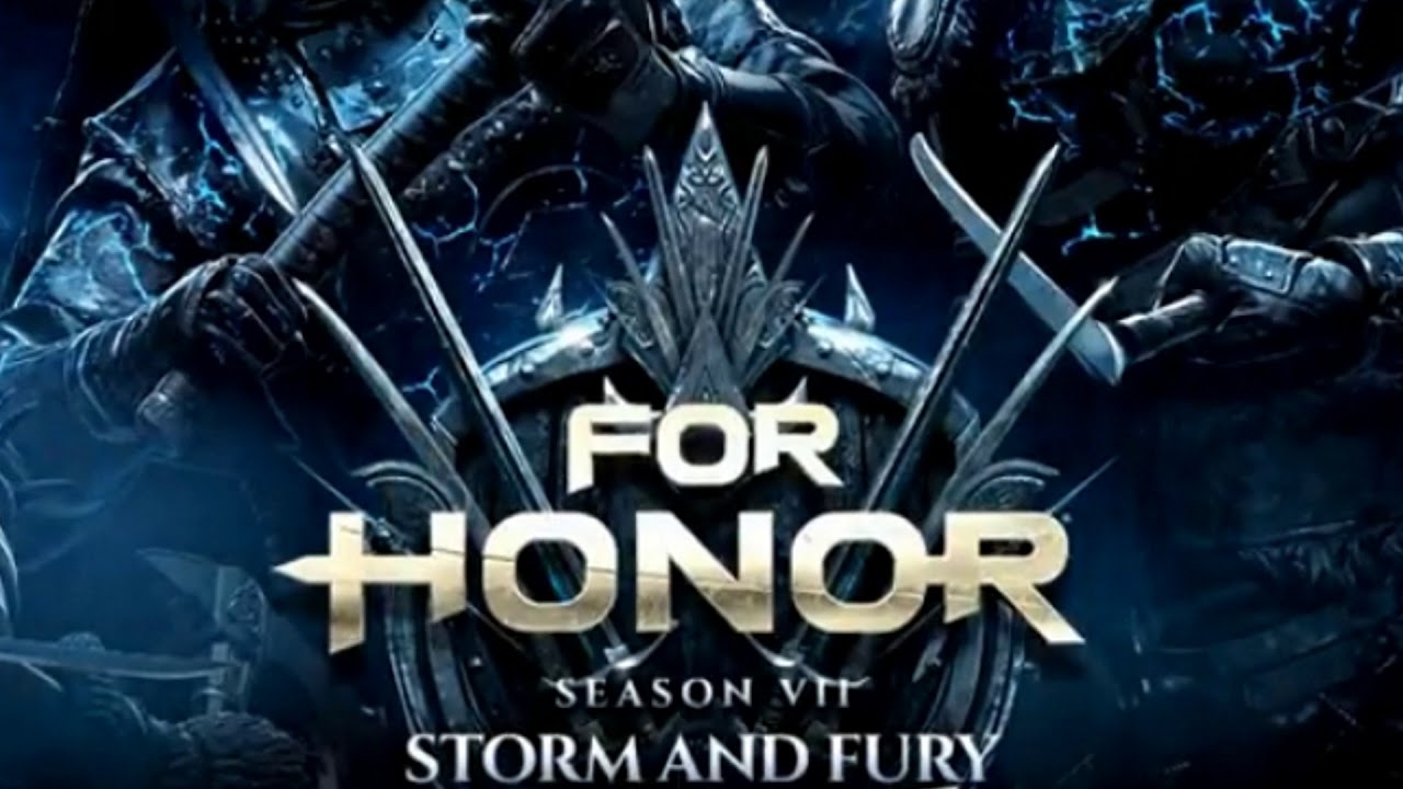 For honor season 7 face off ost storm and fury youtube - When is for honor season 6 ...