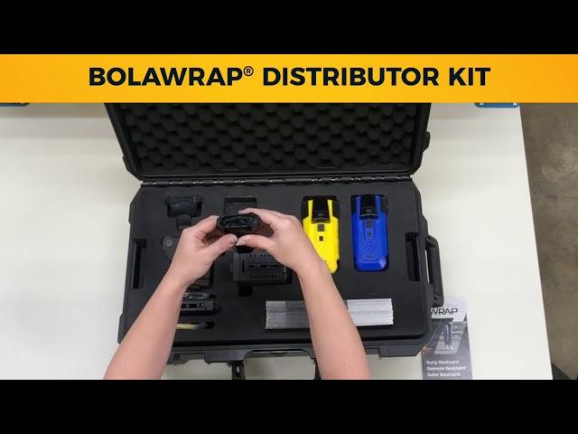 BolaWrap® Distributor Kit
