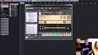 Golden Keyz KONTAKT Bank DEMO 2