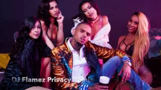 Chris Brown Privacy @Power1051 Remix DJ Flamez