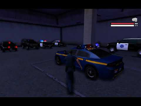 Police ModPack By STEPASHKA [GTA SA]