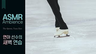 빙판 위에서, 나는 혼자다김연아 선수의 새벽 연습 as…