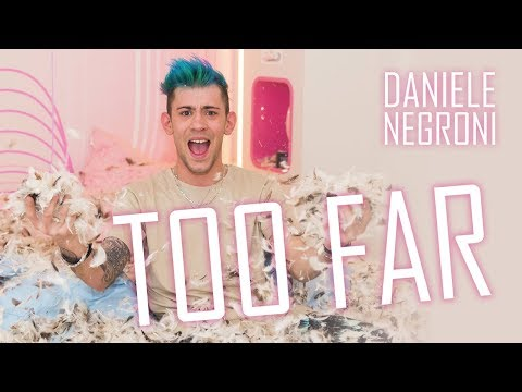 Daniele Negroni - Too Far (Official Video)