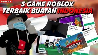 5 GAME ROBLOX TERBAIK BUATAN INDONESIA !!! -Roblox Indonesia