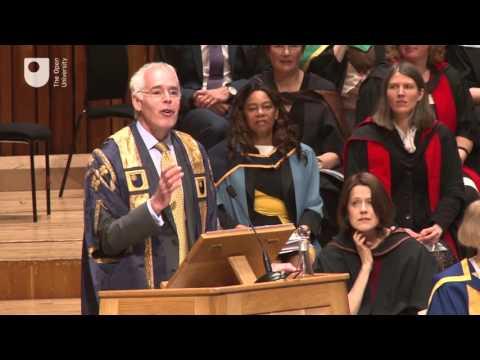 London degree ceremony, Friday 22 April 10:45