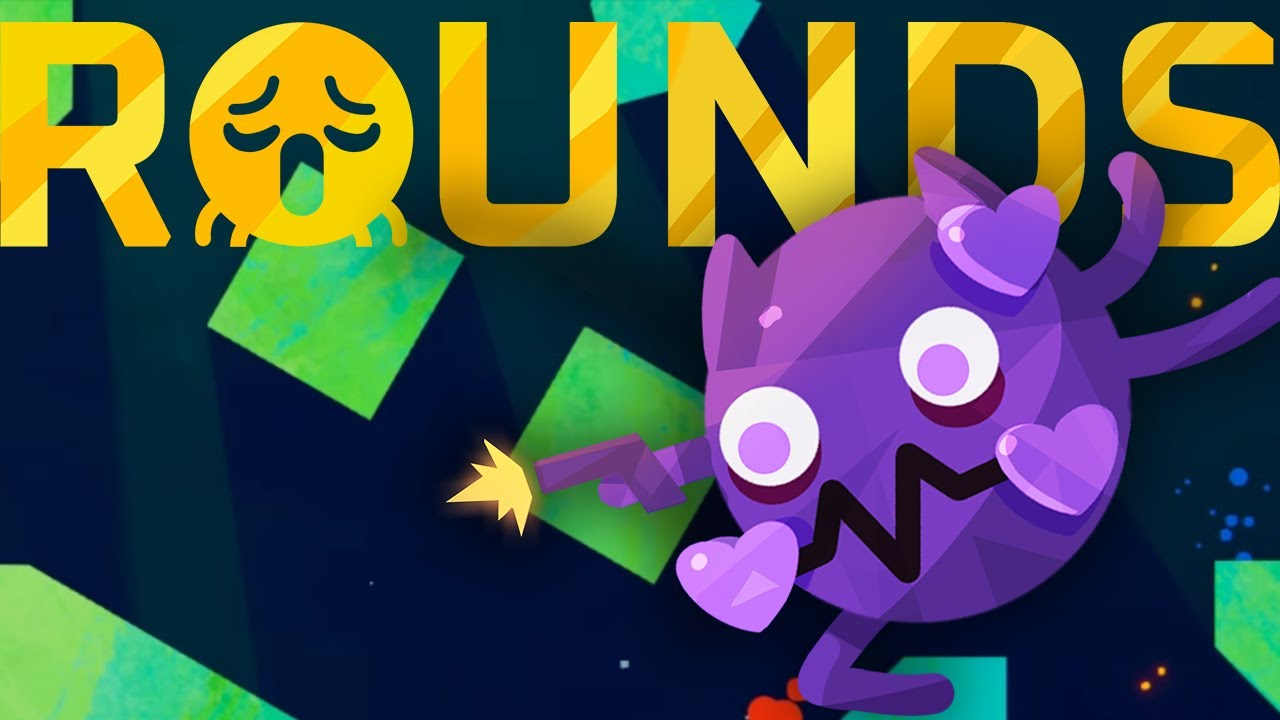 Download Rounds - EPIC BOMB BUILD! (4-Player Gameplay)