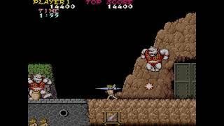 [TAS] Arcade Ghosts 'n Goblins by Ferret Warlord in 06:27.17