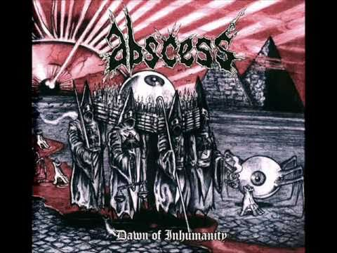 Abscess - Black Winds Of Oblivion