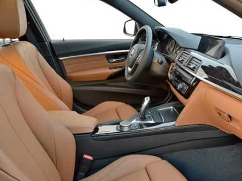 All New 2015 Bmw 3 Series 320d Luxury Line Efficient Dynamics Sport Line Touring Interior Des