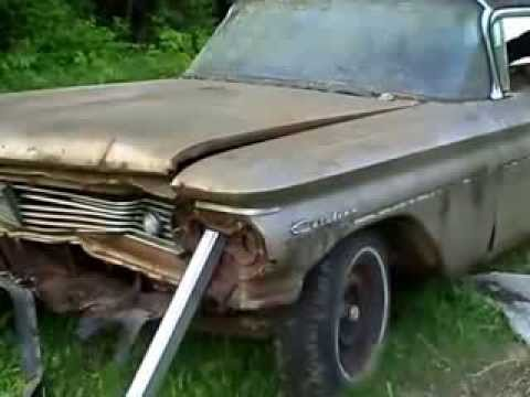1960 Pontiac Parts Wagon
