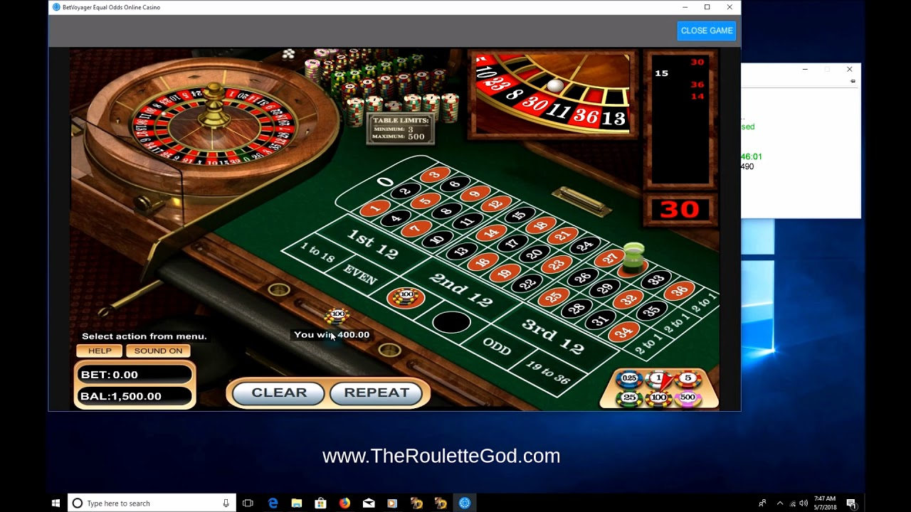 How To Hack Online Casino Server And Play European Roulette With 100 Bet Accuracy The Roulette God Prlog