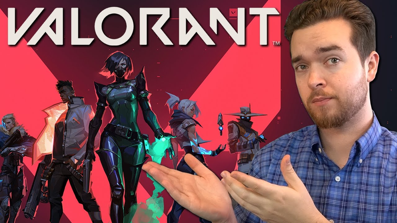 Valorant Alpha Gameplay & Impressions (Project A)