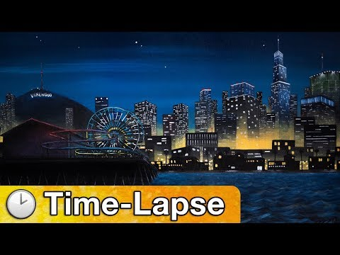 Grand Theft Auto V - Time Lapse Painting thumbnail