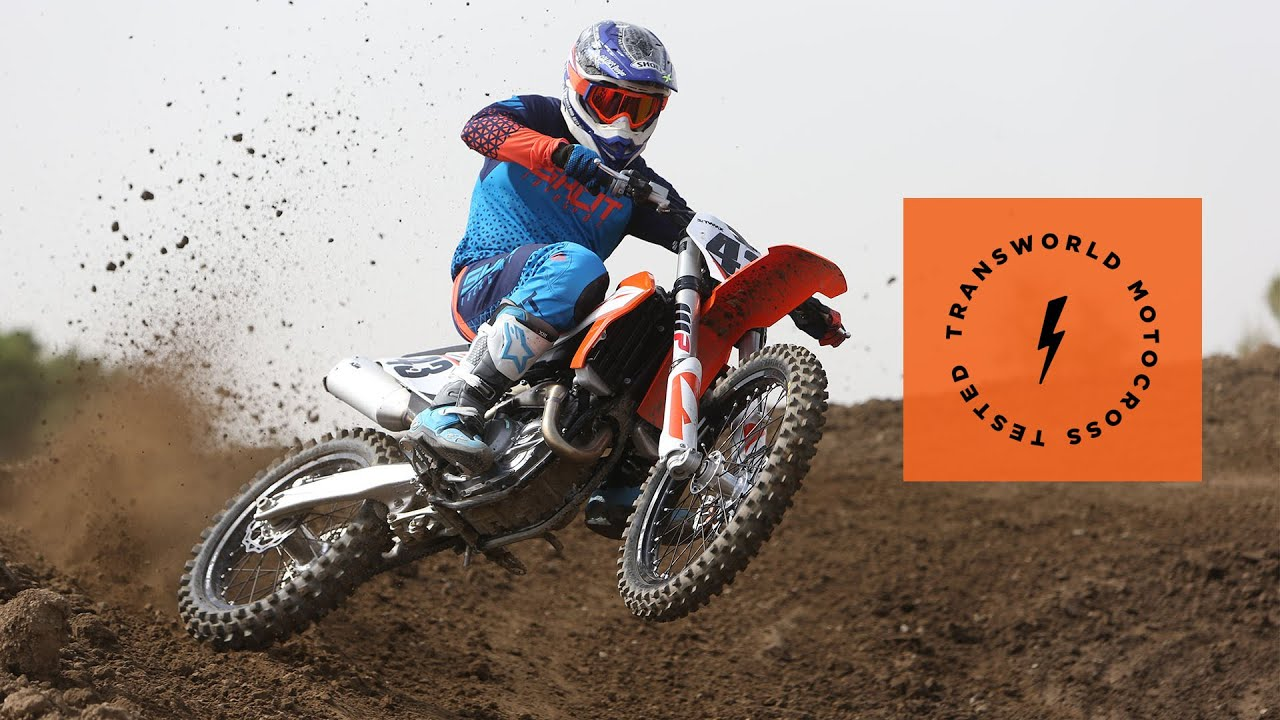 First Impression Of The 2019 KTM 450 SX-F