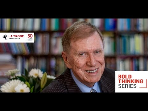 Bold Thinking-The Hon. Michael Kirby - Health, Law and Sexuality