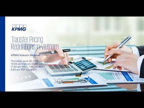 Transfer Pricing regulations in Vietnam