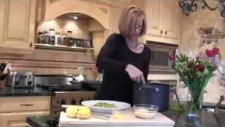 Arugula Pesto, Pasta And Prawns