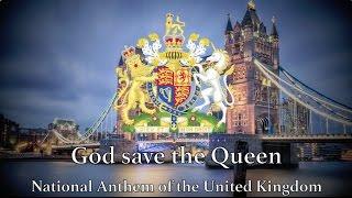 Скачать National Anthem United Kingdom God Save The Queen Remastered