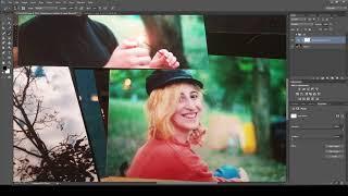 Сделать фото красивее — корректирующие слои и маски в Фотошопе
