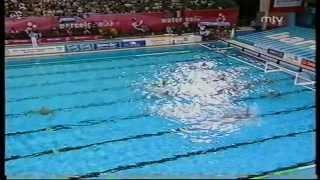 Barcelona 2003 vízilabda VB elődöntő Magyarország-Görögország 2.rész