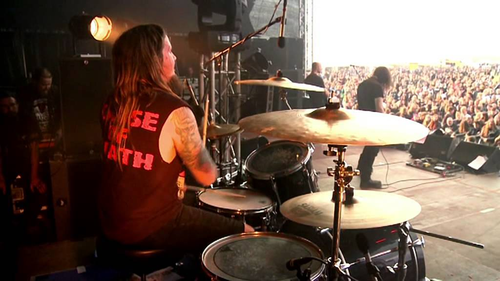 Nachtmystium - Ashes To Ashes (Party San 2011) (DVD, HQ)