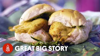 Why the Vada Pav Is Mumbais Best Sandwich