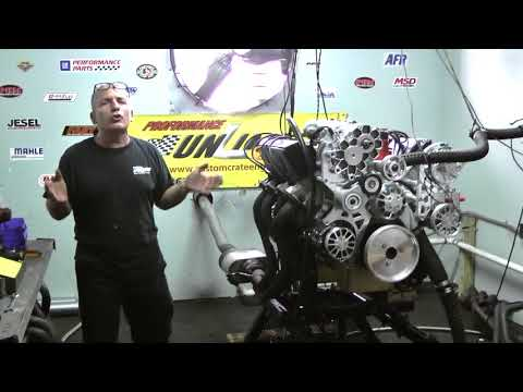 Ford Hot Rod Engines