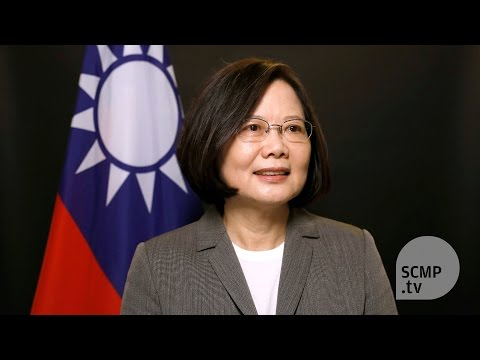A look at the first year of Taiwanese President Tsai Ing-wen