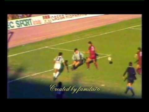 Juventus Fc-Torino Calcio 1-2 (Causio, Graziani, Graziani) derby andata stagione 80-81