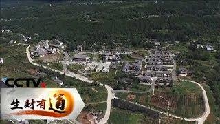 《生财有道》 20180524 乡村振兴中国行:走进四川省南江县 | CCTV财经