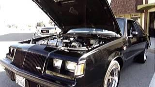 1987 Buick GrandNational 3.8 SFI Turbo @CruiseNight...July 2011